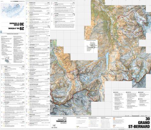 Splitboard und Skitouren Buch und Karten kaufen