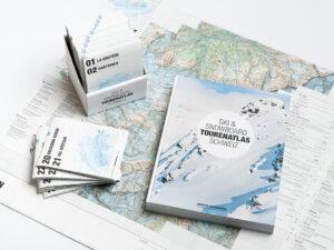 Skitouren Snowboardtouren Atlas Schweiz kaufen
