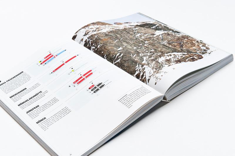 Skitouren Splitboardtouren Tourenatlas Buch Schweiz